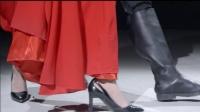 情人:总裁看不起农村女,女孩换上红色长裙和高跟鞋,简直太惊艳