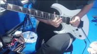 大胆尝试电吉他即兴演奏《BAD GUY》没做任何准备的内心独白。BY碧梨