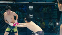 羞羞的铁拳:艾迪生和马小为了互相报复,在比赛和采访中互毁形象!
