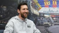 梅西:无法想象离开巴萨 想再拿一次欧冠冠军