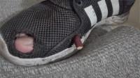 男生和女生穿鞋的区别,男生可以一个礼拜不换鞋!