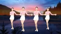 最火网络情歌《爱情主演》简单好学32步广场舞