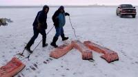 生活在零下50度的雅库特人,都在吃些什么?看着十分过瘾!