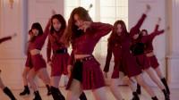 本月少女回归特别舞蹈版MV,气场全开的帅气妹妹们