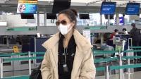 李施嬅赴加拿大拍摄 望能回港看新剧结局