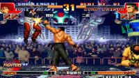 拳皇97:跳就出云投,不跳就中岚之山,如何做到?复合指令了解一下