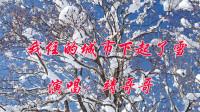 一首《我住的城市下起了雪》你可知, ,飘雪的季节更想你!
