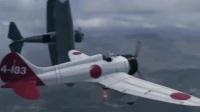 东方战场:阵地轰炸,战士被炸的抬不起头,国军最后两架战机支援
