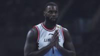 辽宁队外援史蒂芬森寻求回NBA打球的机会