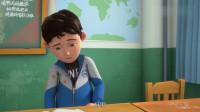 茶啊二中:生物老师来上课,贾淳在桌洞看漫画,奉翔偷偷吃零食