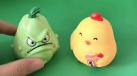 少儿益智玩具:这俩谁更厉害?