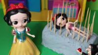 少儿益智玩具:白雪公主能救出她的女儿吗