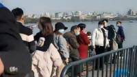 西湖春来早,口罩不能少!超5000人昨日涌向西湖断桥