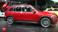 2020款全新奔驰AMG GLB ,302匹马力7座紧凑SUV,这颜值也真好看!