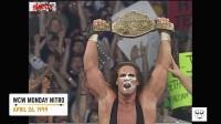 魔蝎大帝斯汀StingWCW冠军时刻