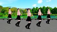 益馨广场舞《青木林里青木秧》2020火爆热曲,动感摆胯32步,附教学