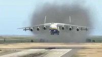 近距离拍的大飞机,真是第一次见,怎么没有窗户呢!