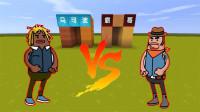 迷你世界:香肠派对大作战!大吉是马克波大战大力的霸哥!
