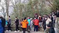 大量游客聚集武功山景区和西湖景区,我们胜利了吗?