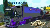 欧洲卡车模拟2 #N2 :奇怪的知识增加了 沃尔沃FH16 750HP Euro Truck Simulator 2