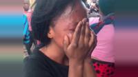 非洲美女痛哭流涕,中国小伙说出真正原因,结局太意外了!