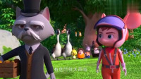 舒克贝塔:比利先生是羡慕舒克了吗?他明明是老鼠