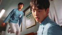 《浪漫医生金师傅2》伪装成警察的性侵犯威胁苏周妍,金珉载飞身救人!