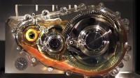 润滑油在变速箱内是什么状态,通过透明装置感受全过程