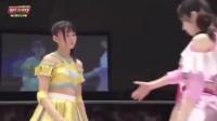 日本美少女擂台上互殴 看着好心疼