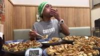 日本大胃王MAX 鈴木:超越极限挑战~吃400饺子事件(8.8KG)~网友直呼心疼~别再吃了