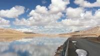自驾西藏---红山湖