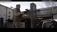 就看谁更准更猛了-美陆战队和恐怖分子之间的重机枪对决-!