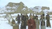 西游记:唐僧真乃神人,还在愁通天河难渡,天便降雪冻出大道