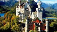 【原创】新天鹅堡 德国的标志 世界八大最美城堡之一
