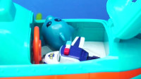 超级飞侠营救动物宝宝玩具