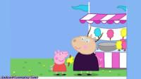 乔治和佩奇他们看起来很忙 他们在做什么事情呢?小猪佩奇游戏