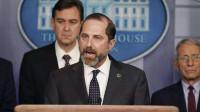 美卫生部长称美国口罩出现2亿7千万缺口