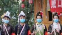 硬核!中国唯一一个疫情防控配枪的部落