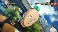 【4K画质】PS4 一拳超人 解说攻略全集02期