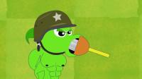 植物大战僵尸:僵尸太坏了,为什么这样对豌豆