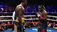 维尔德最彪悍的一次KO,重拳疯狂轰炸,比赛结束裁判都拉不住他!