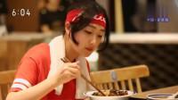 日本节目:跟拍中国妹子,一大早就吃的那么丰盛,不亏是美食大国