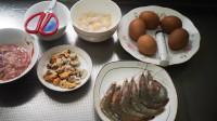 一道硬菜海鲜灌海肠,这么好吃就不觉得麻烦了