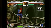 拳皇vs街霸:两大阵营的角色PK,选街霸阵营的玩家最后获胜了
