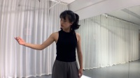 小影舞蹈思佳编舞《水星记》 现代舞