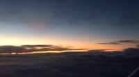 空中的夕阳无限好