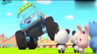 宝宝巴士动画片:怪兽车竞技,这么多炫酷技能,你最喜欢哪种