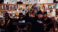 ★ME威律动★Chris Dave - The Drumhedz - NPR Music Tiny Desk Concert