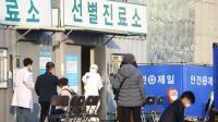 韩国累计确诊2022例,大邱庆北1708例