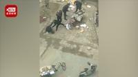 官方回应天津拾荒老人遭殴打:系清理火患杂物起冲突 物业已道歉